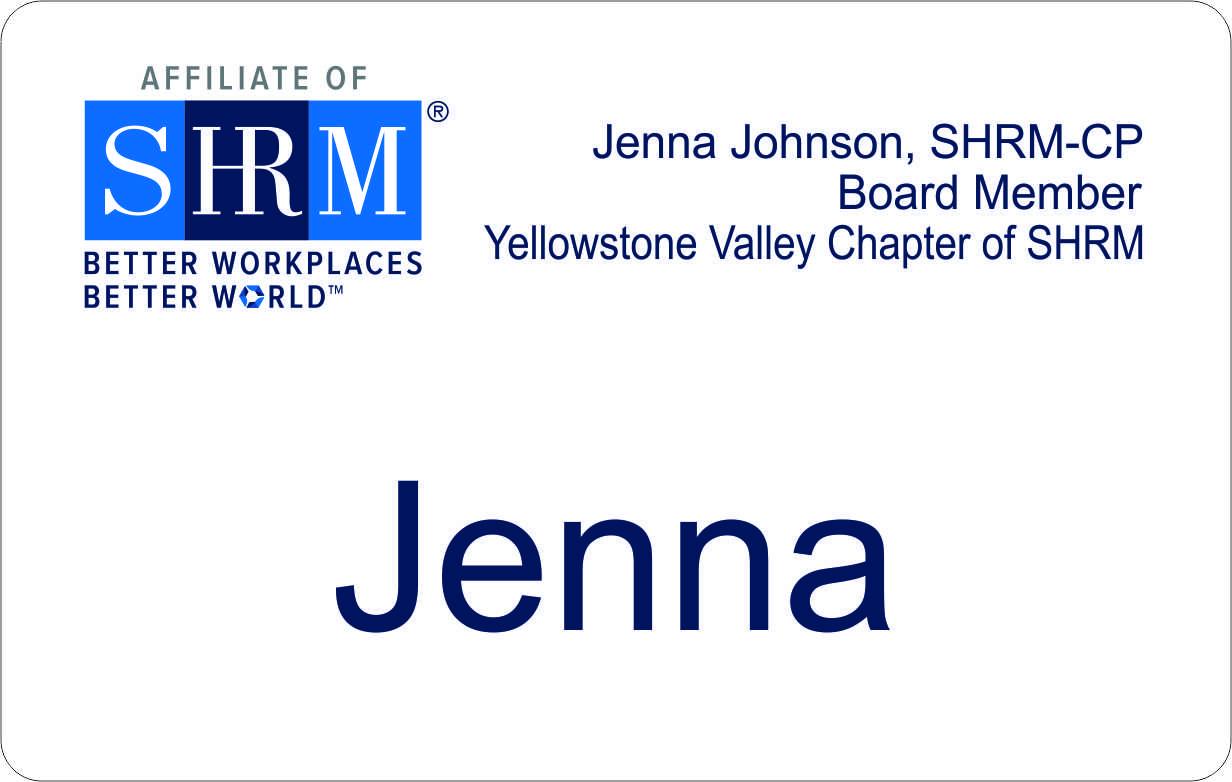 YVC SHRM badge
